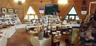 物産品・ギャラリー「ふれあい館」のイメージ